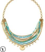 SOLD! Isa Necklace- Wear 3 Ways- $59