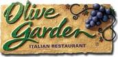 Mis comidas favoritas es pizza y olive garden.