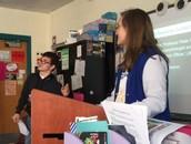 8th Grade: Envision Project