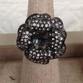 Belle Fleur Ring (adjustable)