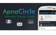 New Apna Circle application