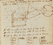 Newton's Personal Notebooks