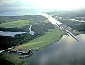 Entire Panama Canal