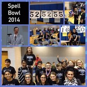 Spell Bowl Team Update
