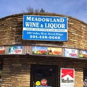 We are Meadowland Wine and Liquor!