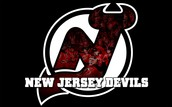 This is the new Jersey devils hocky team