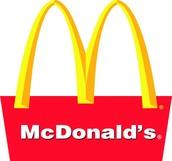 McDonald's er en fastfood restaurent.