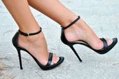 Tacones altos!