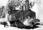 Railroad Used for Transportation