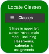 Locate Classes