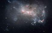 Irregular galaxy
