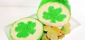 st'patrick's biscuits