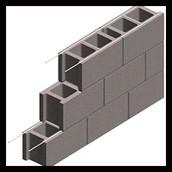 Series 200 Ladder Mesh Reinforcement