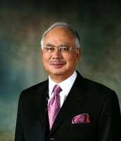 Prime minister- Najib Razak