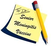 Meningitis Vaccine (for current juniors)