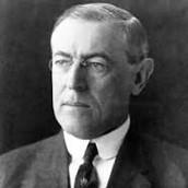 Woodrow Wilson - US