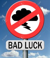 Negatively brings bad luck