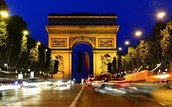 Fun Facts About The Arc de Triomphe