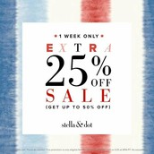 Memorial Day Sale-- up to 50% off!