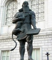 #5 King Ashurbanipal