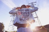 not on drugs just in love jacket