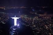 ריו דה ז'ניירו בחושך