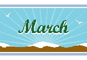 IMPORTANT MARCH DATES