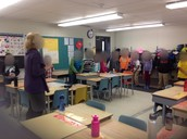 Choral Counting and Counting Around the Circle