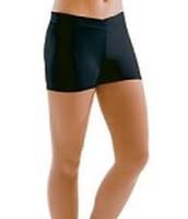 Black Dance Shorts