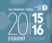 Student School Calendar