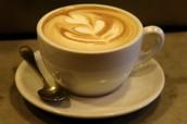 beber la café