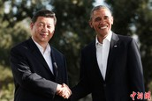 Presidents in China and the United States