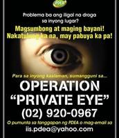 Un poster de la prevencion