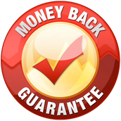 If our shoes don't meet your expectations, you will get your money back!