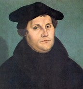 Martin Luther ~
