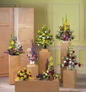 Floral Arrangments