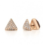 Deja Vu Double Sided Studs - Rose Gold - SOLD!