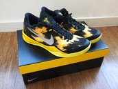 You could win Kobe 8's