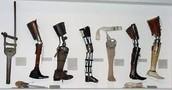 Prosthetic Legs Overtime