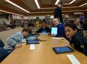 5th grade iPad Deployment