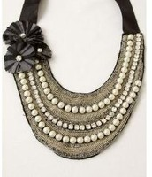 Natasha Bib Necklace