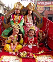 Hinduism is also popularly practiced in Nepal
