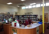 Claypit Hill School Library