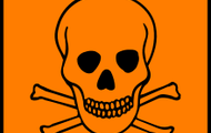 Poison Caution Symbol