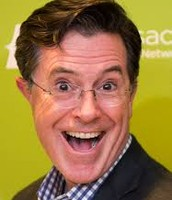 Stephen Colbert as Benedick