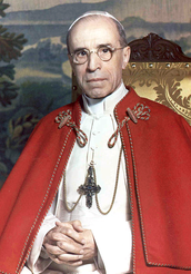 Chapter 19: pope pius XII and World war II