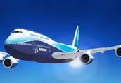 Modern day plane