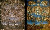 Michelangelo's Last Judgement