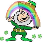 They really like Leprechauns!!!!