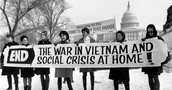 The war caused a social crisis